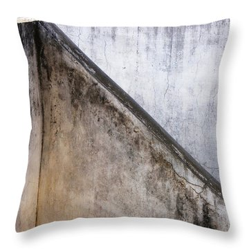 Slide Up Throw Pillow by Prakash Ghai
