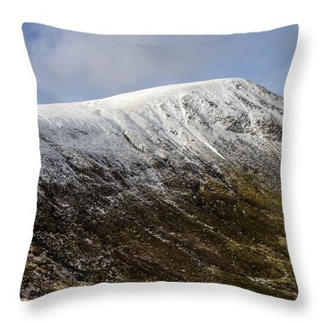 Slieve Commedagh Throw Pillow