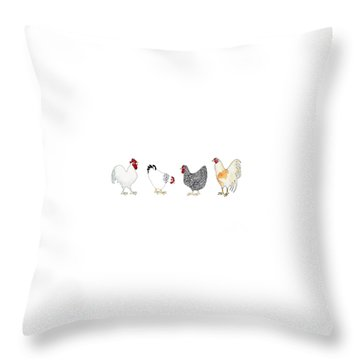 Rosedahl Throw Pillows