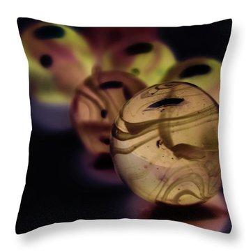 Small Wonders Of Light Throw Pillow