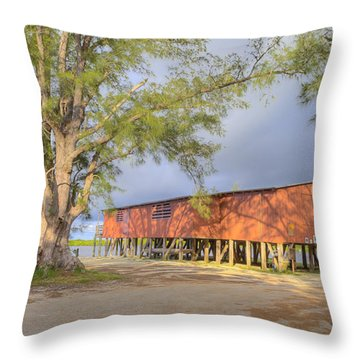 Smallwood Throw Pillow