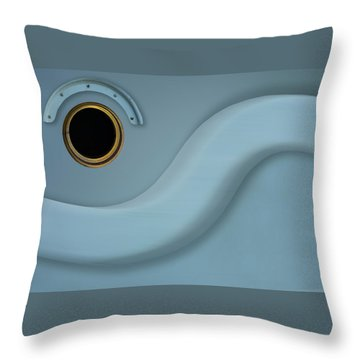 Throw Pillow featuring the photograph Smarvelous by Paul Wear
