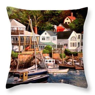 Smiths Cove Gloucester Throw Pillow