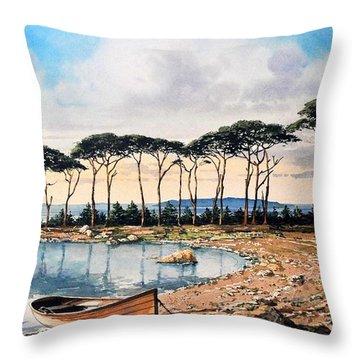 Smith's Cove Throw Pillow
