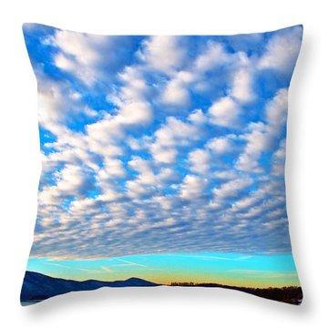 Sml Sunrise Throw Pillow