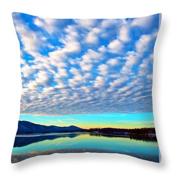 Sml Sunrise Throw Pillow