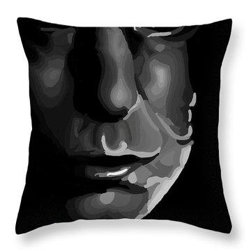 Snape Throw Pillow by Lisa Leeman