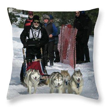 Sndd-1593 Throw Pillow