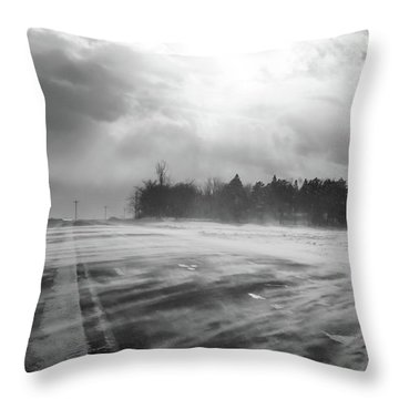 Snl-2 Throw Pillow
