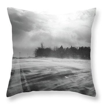 Snl-2 Throw Pillow