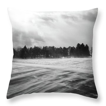 Snl-4 Throw Pillow