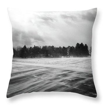 Snl-4 Throw Pillow