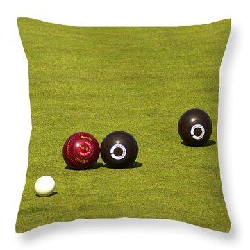 So Close Throw Pillow by Hazy Apple