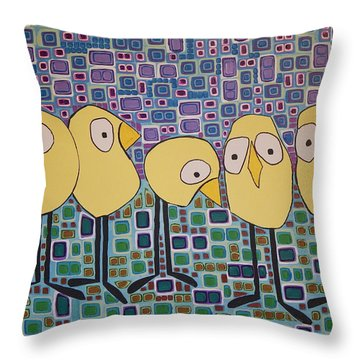 Is It Me? Throw Pillow
