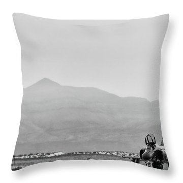 So Long And Pharewell Throw Pillow