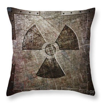So This Is The End Throw Pillow