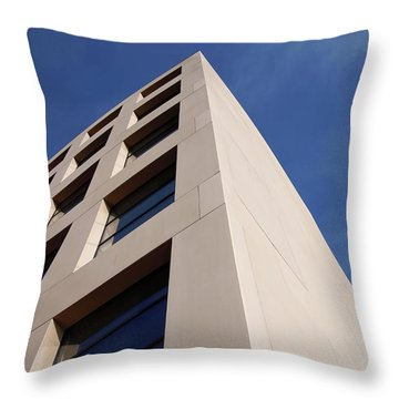 Soaring With Knowledge Throw Pillow by Rona Black
