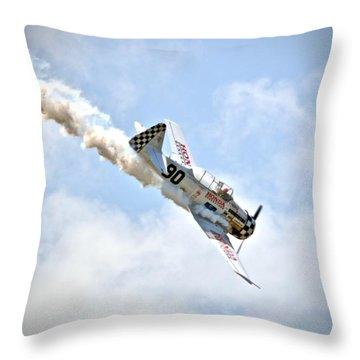 Socom Para-commandos Throw Pillow