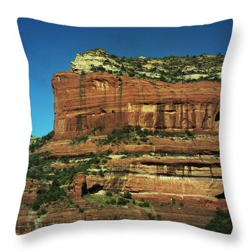 Sodona Az Throw Pillow