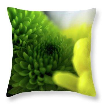 Soft As A Breeze Throw Pillow