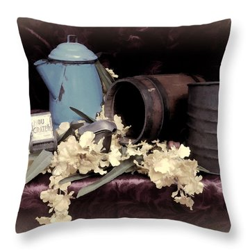Soft Country Kitchen Throw Pillow