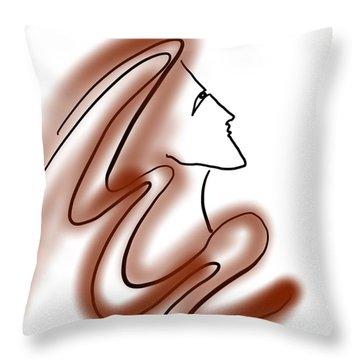 Soft Throw Pillow