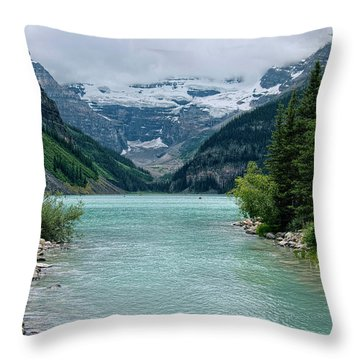 Softly You Whisper. . . Throw Pillow