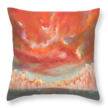 Sojourn Throw Pillow