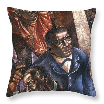 Sojourner Truth, Et. Al Throw Pillow by Granger