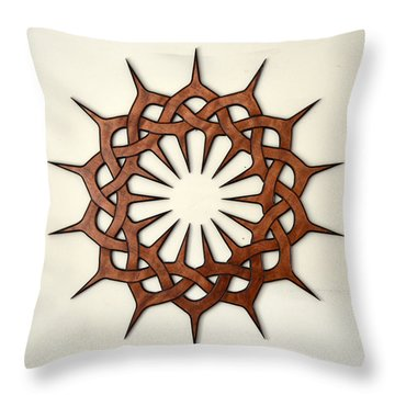 Sol Eight Throw Pillow