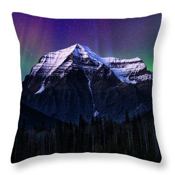 Solar Activity Throw Pillow