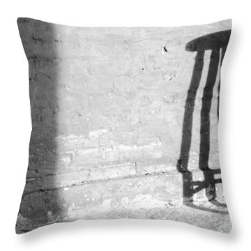 Solar Structures I 2014 1 Of 1 Throw Pillow