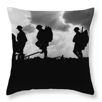 Recently Sold -  - Regiment Throw Pillows