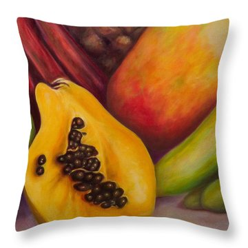 Solo Throw Pillow by Shannon Grissom