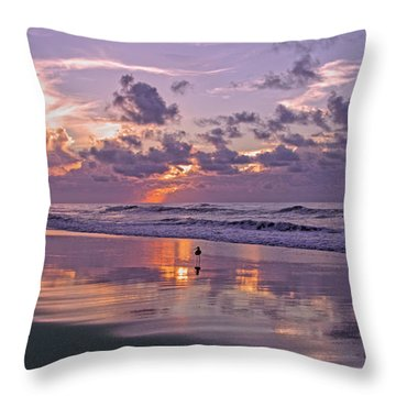 I Remember You Every Day  Throw Pillow by Betsy Knapp