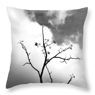 Solstice Dance #3 Throw Pillow by Kathleen Grace