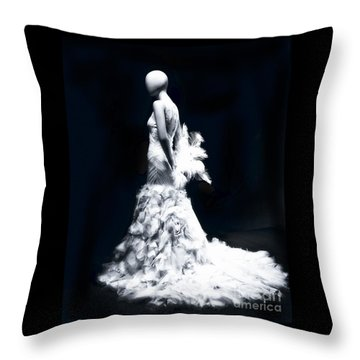 Some Day My Prince Will Come Throw Pillow