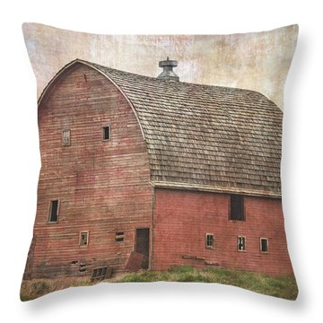 Someplace In Time Throw Pillow