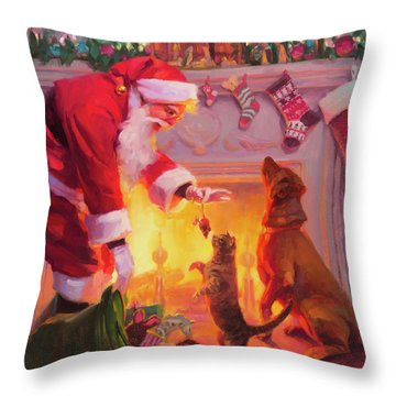 Something For Everyone Throw Pillow