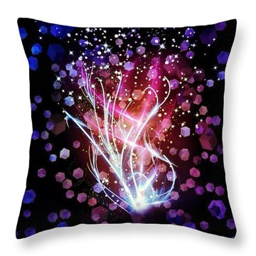 Something For You Throw Pillow