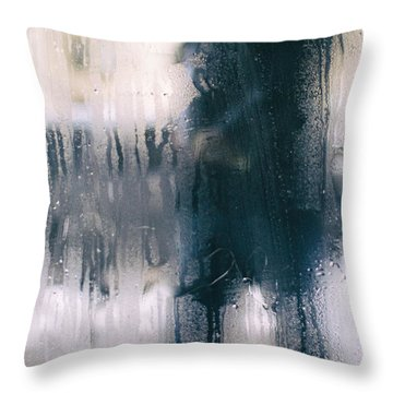 Throw Pillow featuring the photograph Something In The Way She Moves by Dave Beckerman