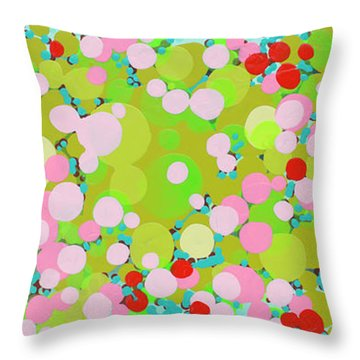 Something To Look Forward To Throw Pillow