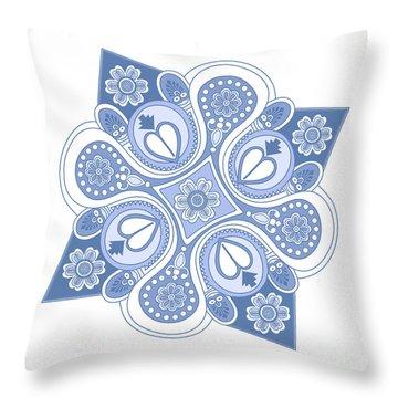Something4 Throw Pillow