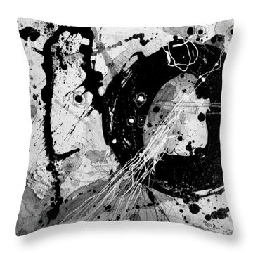 Sometimes I Fly Throw Pillow