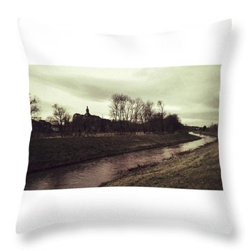 Sondershausen  #sondershausen Throw Pillow