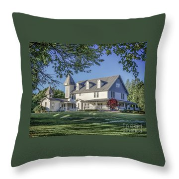 Sonnet House Throw Pillow