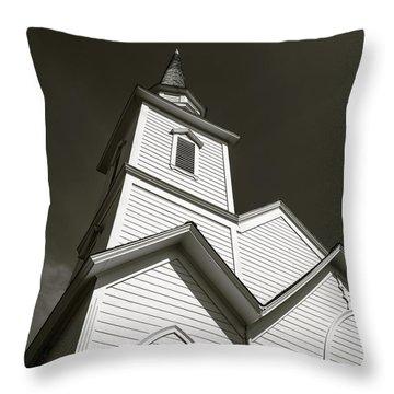 Sonoma Church Throw Pillow