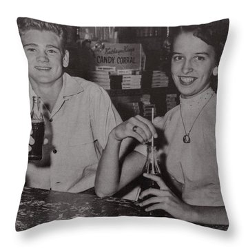 Sophfaves55 Throw Pillow