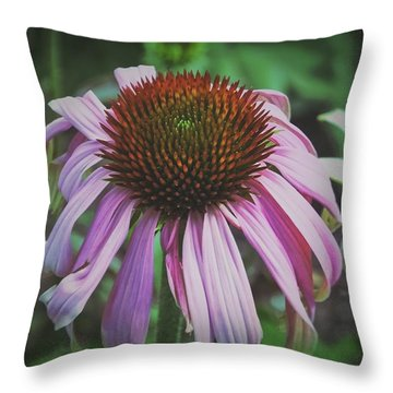 Throw Pillow featuring the photograph Sorrow by Karen Stahlros