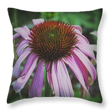 Sorrow Throw Pillow by Karen Stahlros